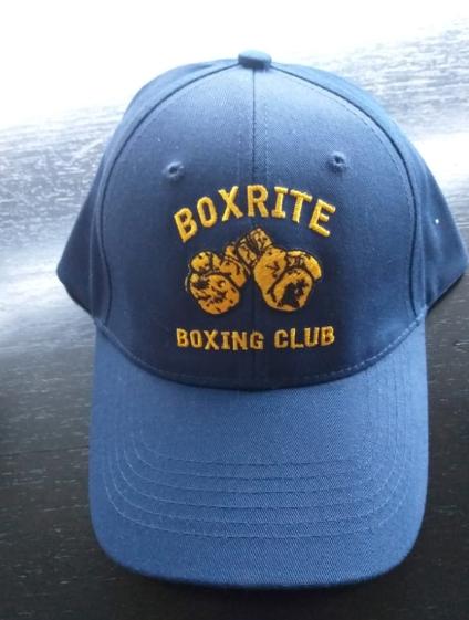 Boxrite Blue Hat