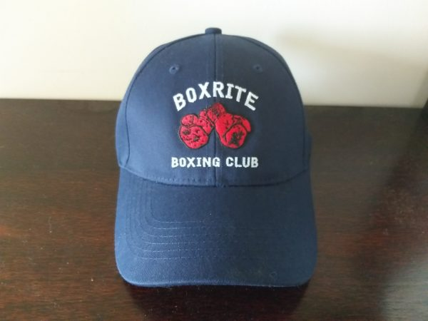 boxrite hat with gloves